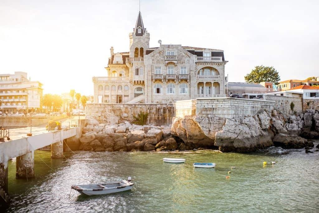 Ook Cascais mag je niet overslaan tijdens je rondreis door portugal
